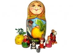 Fairy tale «The Turnip»
