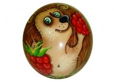 A hedghog. A good choice -1
