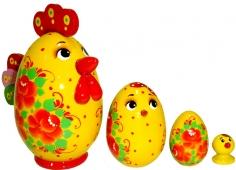 A cock family