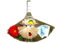 A broom in a form of a spirit big